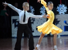 Кружок бальных танцев
