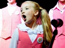 Пение в хоровом кружке