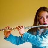 занятия на флейте