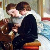 занятия на фортепьяно