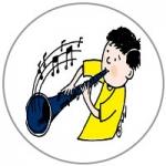 Игра на кларнете, занятия