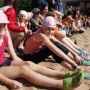 Дети в детских оздоровительных лагерях - 2015